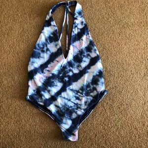 Billabong Swim - Billabong tie dye one piece